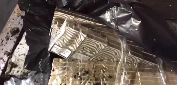 Muitininkai sulaikė stambią rūkalų kontrabandą