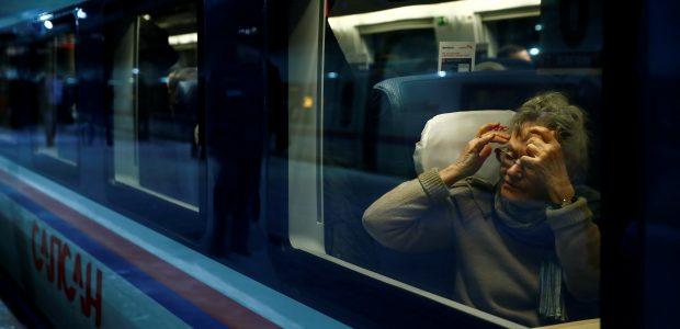 Nelaimės Pamaskvyje: per dvi dienas po traukinių ratais žuvo trys žmonės
