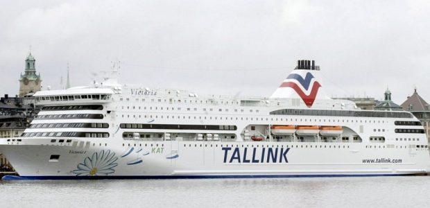 Nelaimė plaukiant į Švediją: iš kelto iškrito lietuvis, paieškos bevaisės