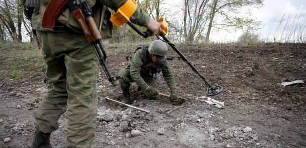 Rytų Ukrainoje žuvo devyni vyriausybės pajėgų kariai