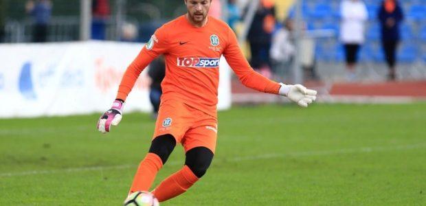 """""""Žalgirio"""" vartininkas – pakeliui link rekordinio LFF taurės trofėjaus"""