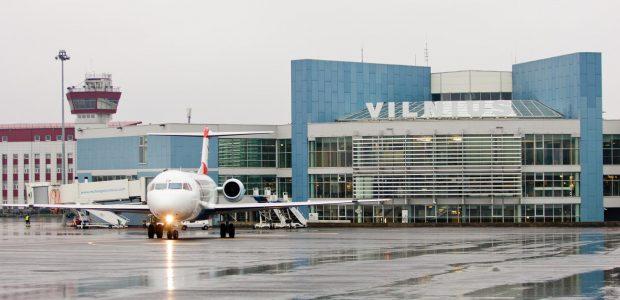 Vilniaus oro uoste lėktuve tarpusavyje susimušė Izraelio piliečiai