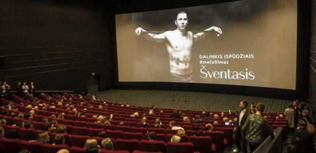 """""""Šventasis"""" – Lietuvos kino teatruose"""