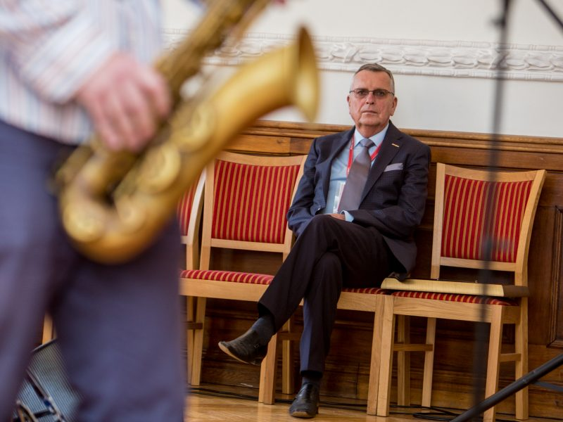 """""""Kaunas Jazz 2018"""" atidarymas"""