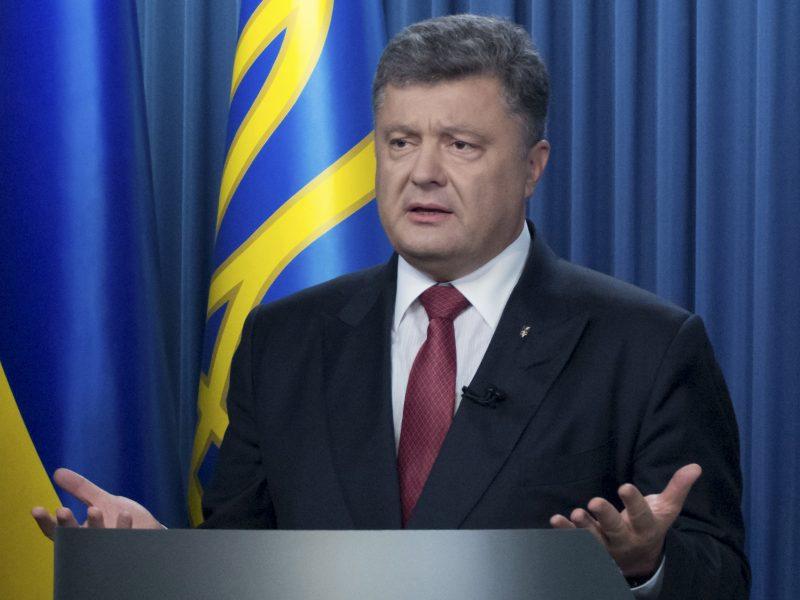 JAV Senatas pritarė pasiūlymui skirti Ukrainai 500 mln. dolerių