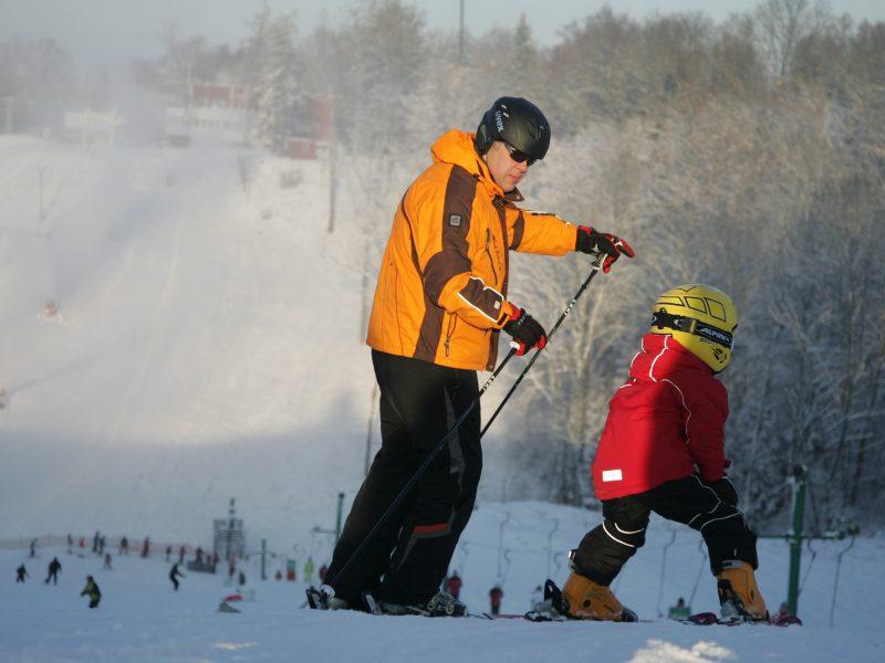 Startavo žiemos sporto sezonas