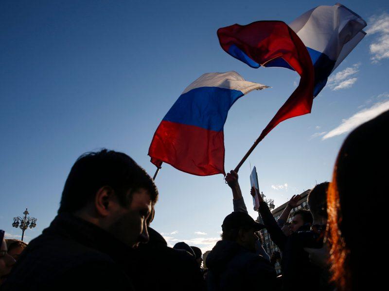 """Pagal """"Magnitskio įstatymą"""" 49 rusams uždrausta atvykti į Lietuvą"""