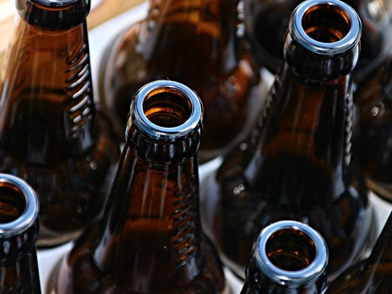 Marijampolėje paauglys apsinuodijo alkoholiu