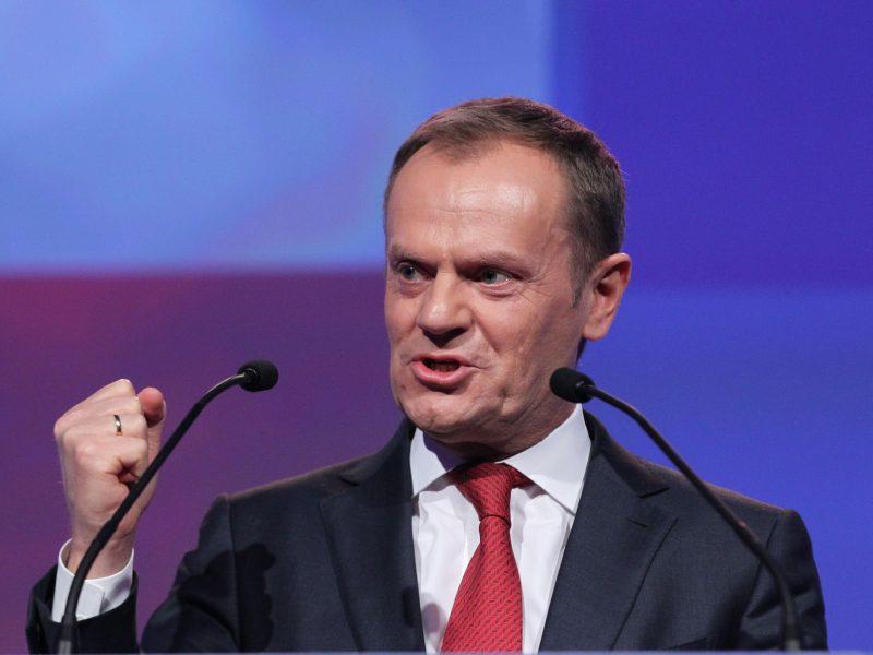 D. Tuskas: ES ir Vakarų Balkanų šalių suartėjimo programa – ne narystės pakaitalas