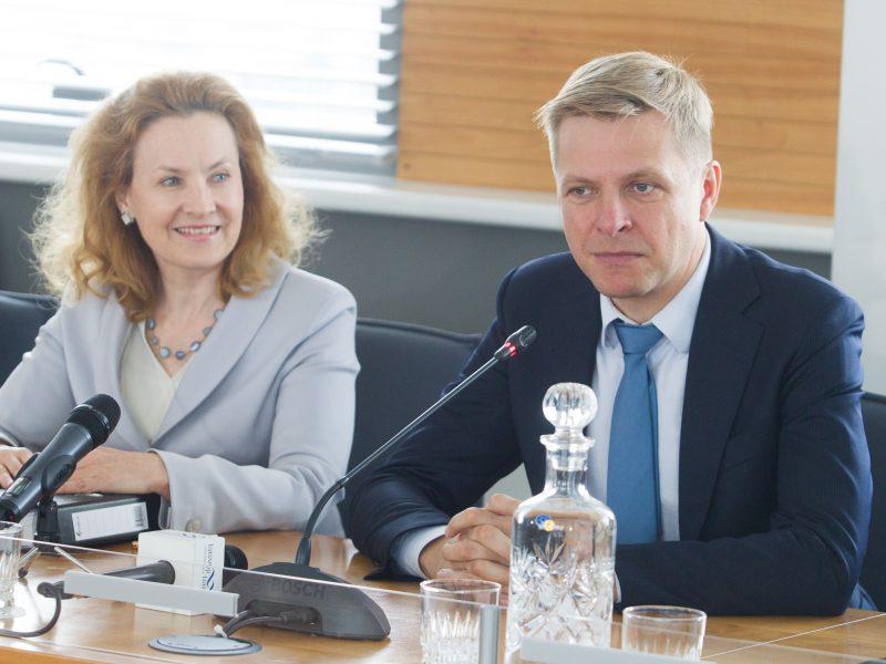 Vilniaus valdantieji liberalai siekia pakeisti administracijos direktorę