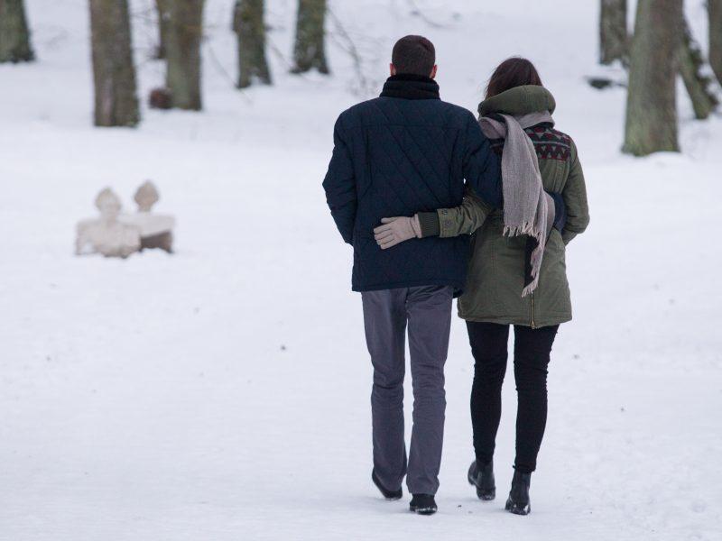 Savaitės orai: šaltis greitai nesitrauks – mėgausimės žiema