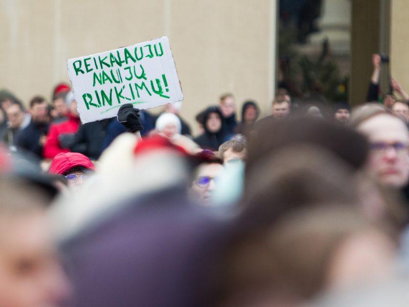 Kodėl Lietuva lig šiol neišsirenka gerai dirbančios valdžios?