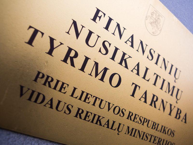 Palangos verslininkas pasipriešino FNTT