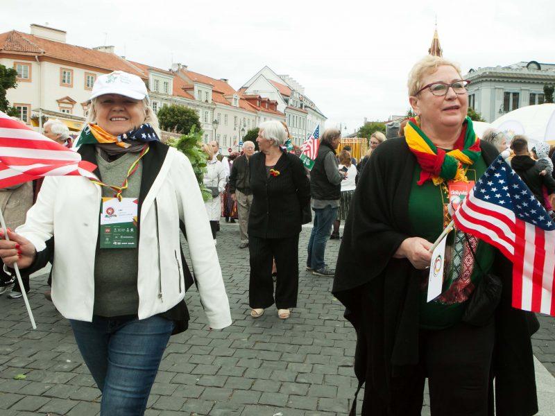 Pasaulio lietuviai tikisi teigiamo atsakymo dėl referendumo kartelės