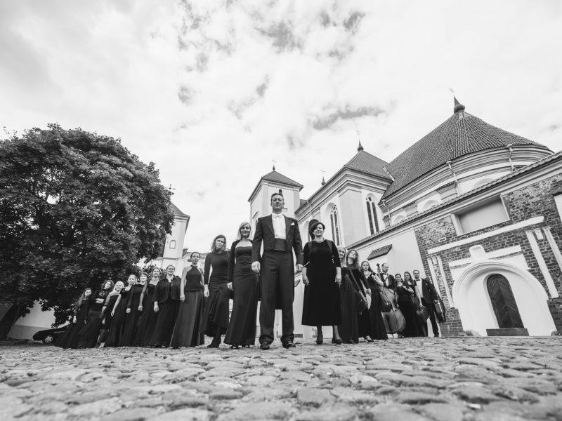 """""""Avanti"""" muzikos festivalyje – svečiai nuo Ukrainos iki Brazilijos"""