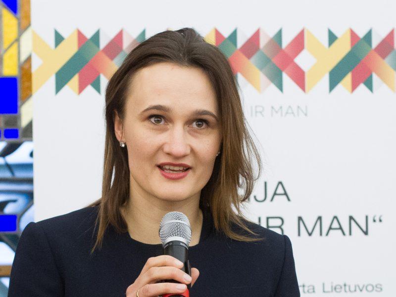 """V. Čmilytė-Nielsen: """"Barnevernet"""" pas mus – keiksmažodžio sinonimas"""