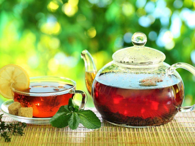Po vandens – arbata