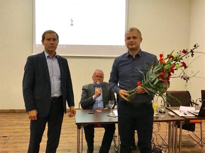Klaipėdos liberalų kandidatas į merus: reikia dviguba jėga eiti į priekį