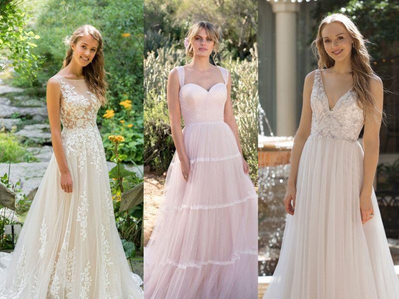 Balta vestuvinė suknelė – nebemadinga?