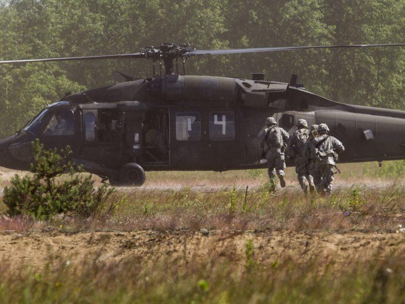 Baltijos jūros regione treniruosis keliasdešimt tūkstančių karių