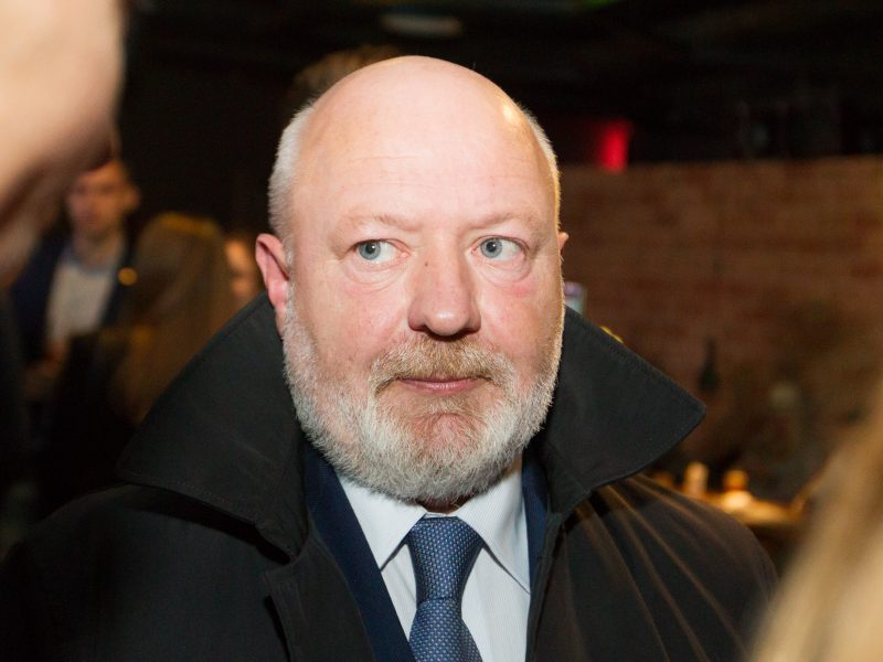 E. Gentvilas reikalauja perbalsuoti dėl M. Basčio apkaltos