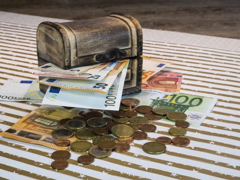 Siūlymai įvesti progresinius mokesčius pritarimo nesulaukė