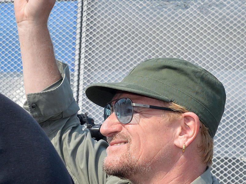 Iš muzikos atlikėjų šiais metais daugiausiai uždirbo airių grupė U2