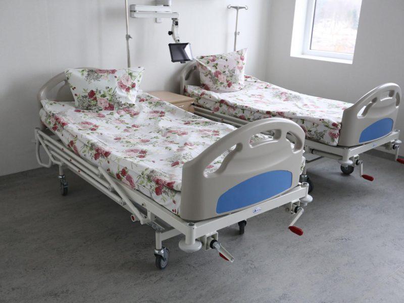 Panevėžio ligoninėje po traumos gydytas vyriškis neišgyveno