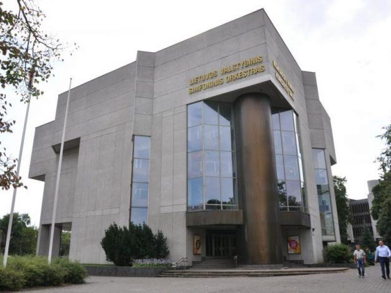 Vilniaus kongresų rūmų rekonstrukcijos konkurso užginčyti nepavyko