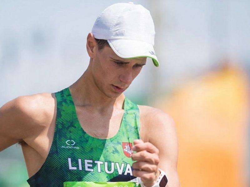 Ėjikas A. Mastianica pasaulio čempionato trasos neįveikė