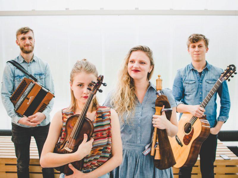 Kaune susijungs tradicinės ir modernios muzikos skambesys