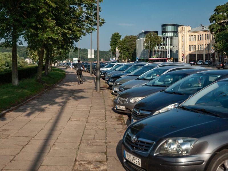 Vairuotojai Kaune šokiruoti: sprendimas apmokestinti prospektą – nelogiškas