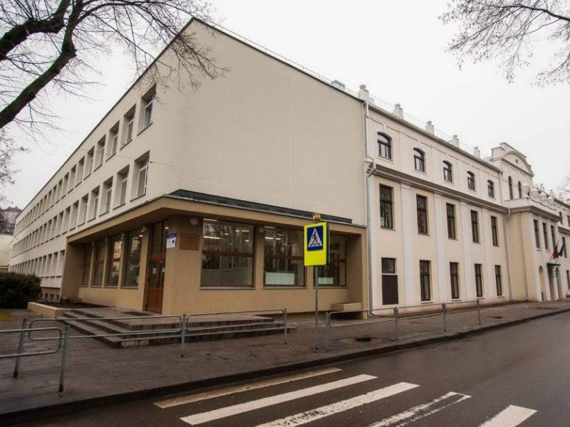Teismui perduota piniginės aferos Kauno V. Kudirkos progimnazijoje byla