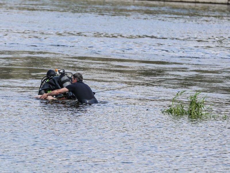 Klaipėdos rajone prie ežero rastas lavonas