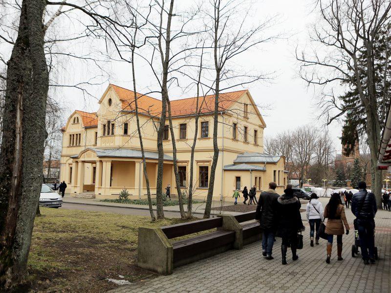 Palangos kurhauzo remontą savivaldybė baigs 2019 metais