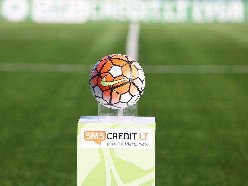 Kitą sezoną Lietuvos futbolo A lygoje nori žaisti 10 klubų