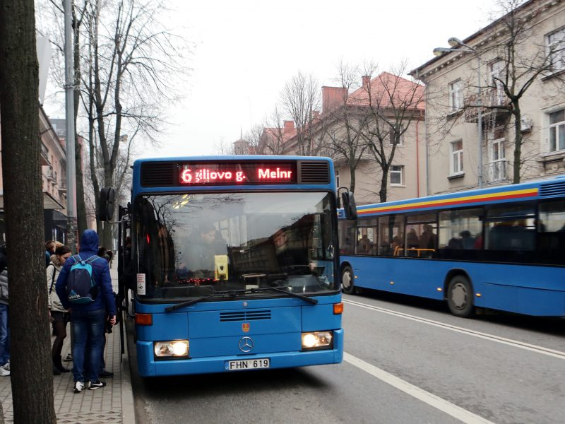 Klaipėdoje keisis autobusų maršrutai