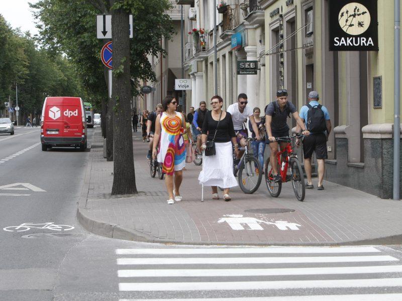 Herkaus Manto gatvėje – chaosas