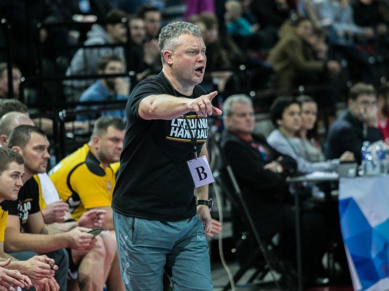 Rankinio rinktinės treneris A. Juškėnas apie pasaulio čempionatą: kodėl gi ne?