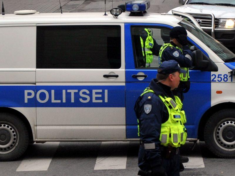 Estijoje sulaikyti rekordinės amfetamino partijos gamintojai