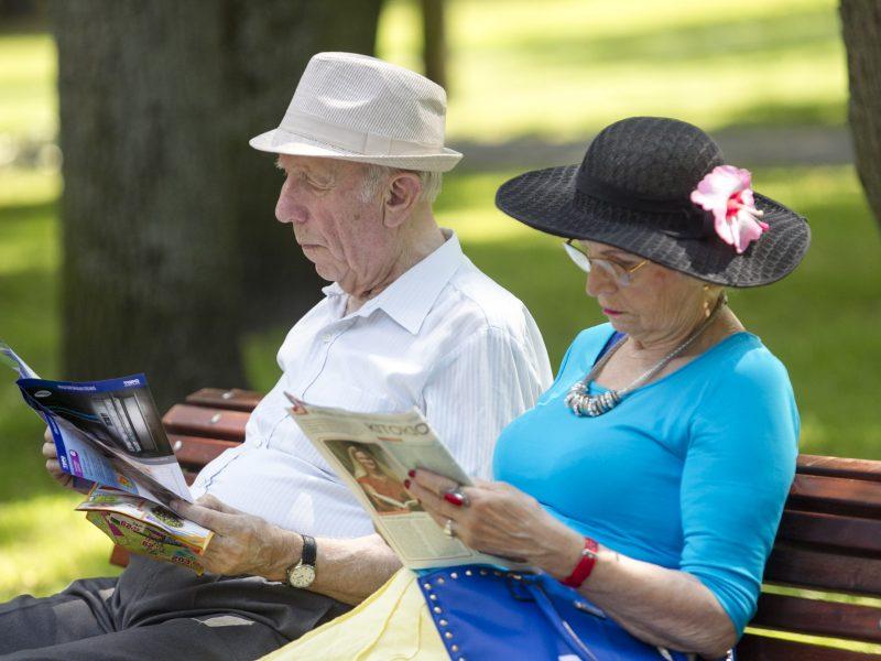 Vyresnio amžiaus panevėžiečiai bus kviečiami savanoriauti