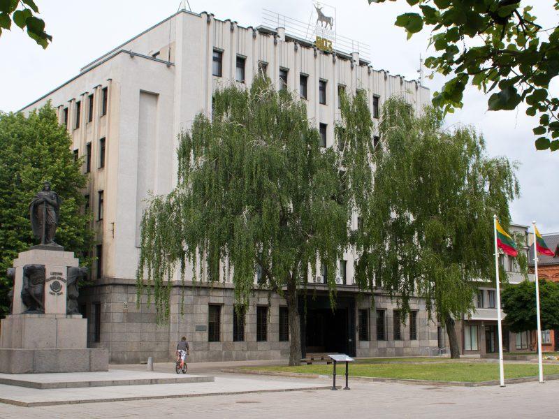 """Kauno savivaldybė bendradarbiaus su """"Telia"""""""