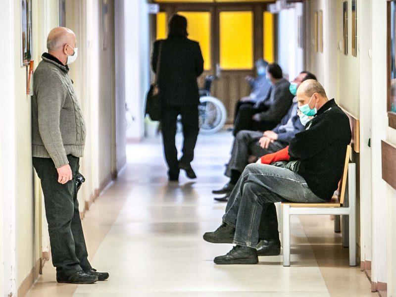 Kada pagaliau sumažės pacientų eilės?