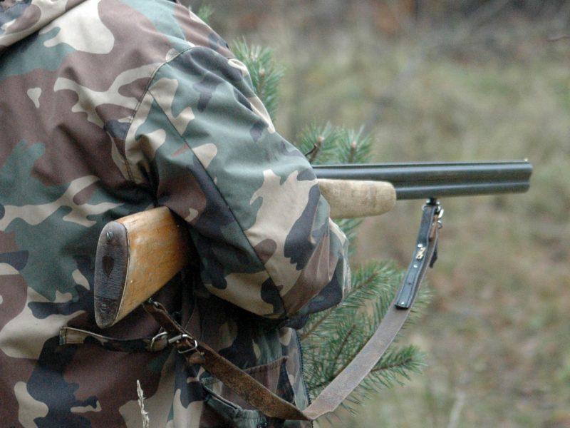 Medžioklės metu pašautas vyras