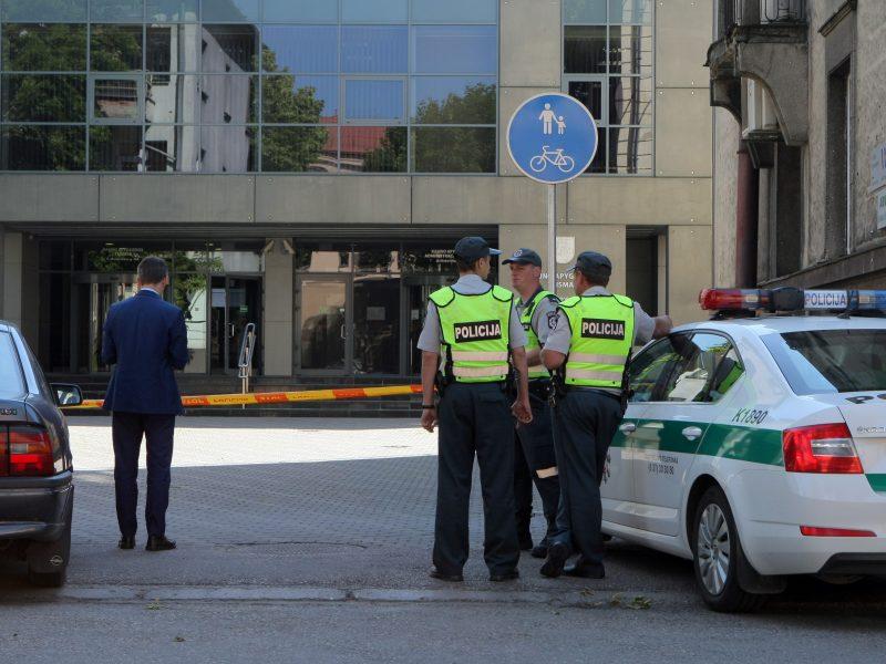 Kauno policijos vadas: dėl bombų patarčiau nejuokauti