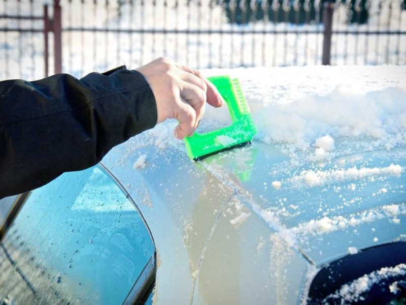 Šaltesnė žiema privertė vairuotojus pasitempti