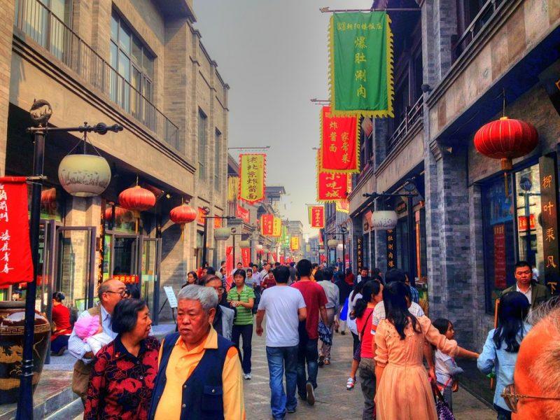 Pirmą kartą per 70 metų Kinijoje sumažėjo gyventojų