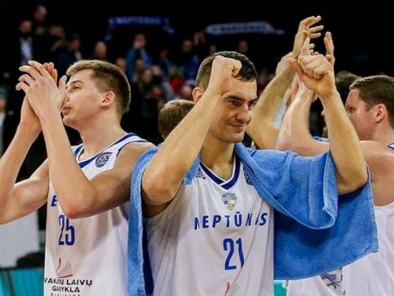 """""""Neptūnas"""" laimėjo LKL ketvirtfinalio seriją"""