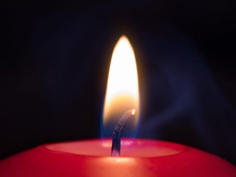"""Klaipėdoje – akcija """"Uždek žvakutę ant savanorio kapo"""""""