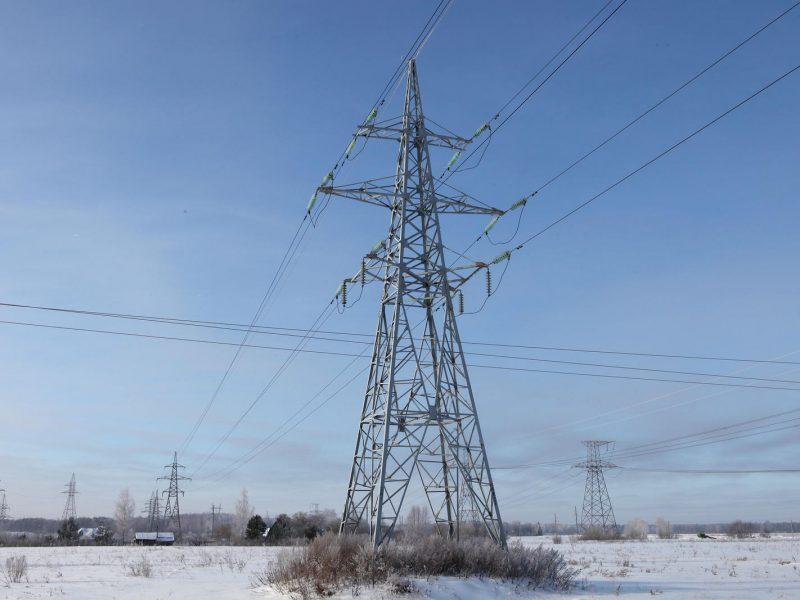 Latviai siekia ir po sinchronizacijos turėti elektros jungtį su Rusija?